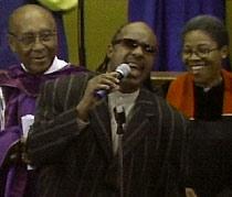 El funeral musical de Ray Charles